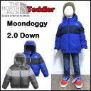 ノースフェイス キッズ ダウンジャケット Moondoggy 2.0 Down 男の子 80cm-110cm 17新作 アウター