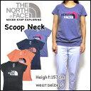 ノースフェイス THE NORTH FACE レディース Tシャツ スクープネック Scoop-Neck Tee ティーシャツ 05P03Dec16