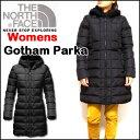 ノースフェイス ダウンコート レディース Gotham Down Parka THE NORTH FACE 防寒 アウター 02P09Jan16