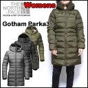 ノースフェイス ダウンコート レディース Gotham Down Parka 防寒 アウター 17秋冬 XS-L