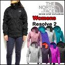 ノースフェイス THE NORTH FACE ジャケット レディース RESOLVE 2 JACKET アウター ウィンドブレーカー XS-L