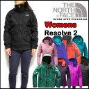 ノースフェイス THE NORTH FACE ジャケット レディース RESOLVE 2 JACKET アウター ウィンドブレーカー XS S M L 新色追加