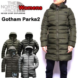 <strong>ノースフェイス</strong> THE NORTH FACE <strong>ダウン</strong>コート レディース Gotham Down Parka 2 防寒 アウター 19秋冬新作 XS S M L NF0A35BV