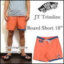VANS/バンズ/水着/サーフパンツ/メンズ/JT TRIMLINE BOARD SHORT/ボードショーツ/18インチ/海パン