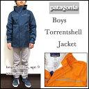 パタゴニア キッズ トレントシェル ジャケット Patagonia #64312 Boys Torrentshell Jacket マウンテンパーカー 05P03Dec16