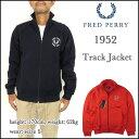 フレッドペリー/FRED PERRY/ジャージ/J3388 1952 Track Jacket/トラ