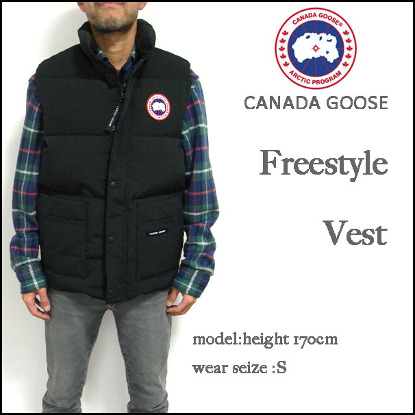 Canada Goose' Freestyle Down Vest - Black