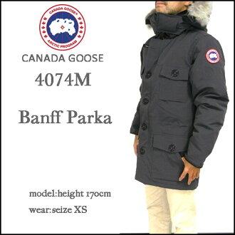 Canada Goose' Banff Parka Mens Jacket S