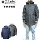 コロンビア COLUMBIA ジャケット メンズ Ten Falls Jacket アウター 防寒 中綿 18新作 S M L XL