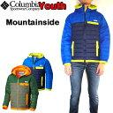 コロンビア Columbia キッズ ジャケット アウター Mountainside Full Zip Jacket 男の子 女の子 中綿 110 120 130 140 150 160cm