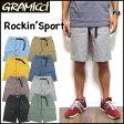 グラミチ GRAMICCI ショートパンツ メンズ クライミング Rockin' Sport Short ロッキン M-1050 P20Aug16