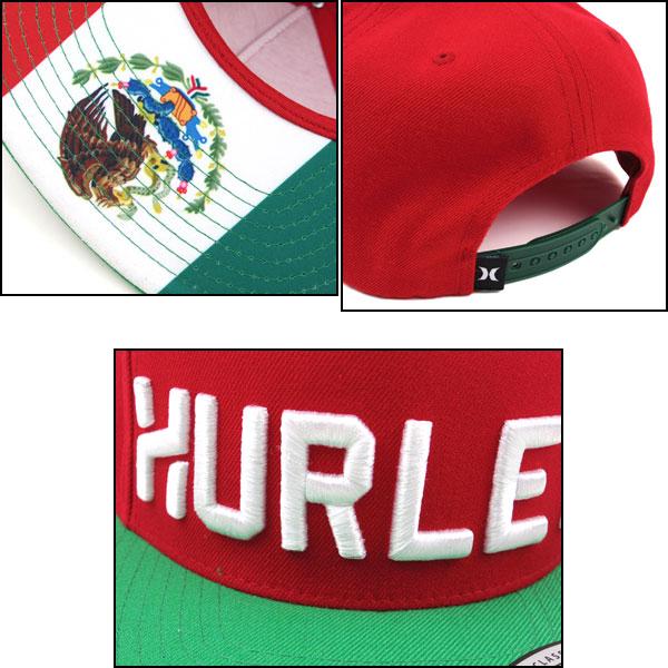 HURLEY ハーレー キャップ メンズ 帽子...の紹介画像3