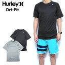 ショッピングラッシュ ハーレー HURLEY ラッシュガード メンズ 半袖 DRI-FIT QUICK DRI TEE Tシャツ サーフT 水着 AV5551