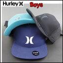 HURLEY ハーレー キッズ メッシュキャップ 帽子 ボーイズ BOYS PHANTOM VAPOR FITTED CAP ジュニア ハット