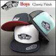 VANS バンズ キッズ メッシュ キャップ CLASSIC PATCH TRUCKER CAP ジュニア トラッカーハット 帽子 02P05Dec15