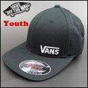 VANS バンズ キッズ 帽子 キャップ SPLITZ CAP ジュニア 子供 FLEXFIT 05P05Nov16