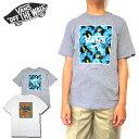 バンズ VANS Tシャツ キッズ ボーイズ BOYS PR...