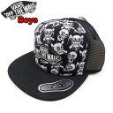 バンズ キッズ キャップ 帽子 メッシュ VANS CLASSIC PATCH TRUCKER CAP トラッカーハット 19新作 ブランド 男の子