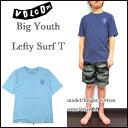 VOLCOM/ボルコム/ラッシュガード/キッズ/YOUTH LEFTY SURF T/ボーイズ/子供/ジュニア/半袖 05P03Dec16