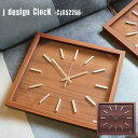 J Design Clock(ジェイデザインクロック)wall clock(ウォールクロック)掛時計 CLD52266 JIG