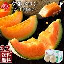 北海道 夕張メロン メロン 合計3.2kg(2玉)送料無料訳あり お徳用 産地直送赤肉メロン グルメ フルーツ 果物 食品 景品 ブランドメロン