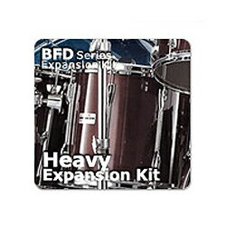 fxpansion BFD3/2 Expansion Pack: Heavy【簡易パッケージ販売