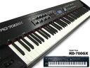 絶品の鍵盤!、新世代ステージピアノROLAND / RD-700GX 【台数限定!高級ACケーブルプレゼント】