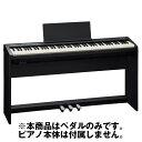 Roland KPD-70-BK デジタル ピアノFP-30専用ペダルユニット