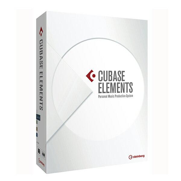 Steinberg Cubase Elements 8【予約商品・12月中旬頃予定】【p5】