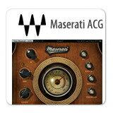 WAVES Maserati ACG(オンライン納品専用) ※はご利用頂けません。【SPD対象】 アコースティックギターのゲインを究極までコントロールえらい(えらい)