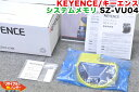 【新品・未開封】KEYENCE/キーエンス セーフティレーザスキャナ用 多機能タイプ表示ユニット SZ-VU04■FA機器・レーザーマーカー・コンフォートMaker・マーカー