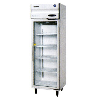 Hoshizaki reach in refrigeration showcase swing door type 625 × 800 × 1950 + 35 FS-63X3-1
