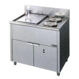 新品:ニチワ 電気ゆで麺器(湯通しタイプ) ENB-900N ニチワ 電気ゆで麺器(湯通しタイプ) 900×600×800ENB-900N