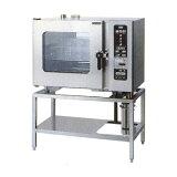 ニチワ 電気スチームコンベクションオーブン1035×655×1395 SCOS-610RH-R(L)