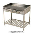 Itokin ritual music and dancing with tall clogs gas type griddle TYH750 [smtb-f]