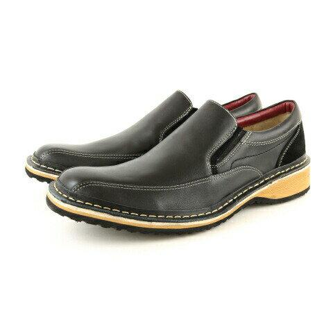 【5%OFF】[アウトレット]本革カジュアルシューズ メンズ 靴在庫処分