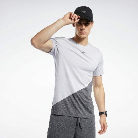 【公式】リーボック Reebok ワークアウト レディ メランジ Tシャツ / Workout Ready Melange Tee メンズ FJ4068 トレーニング ウェア