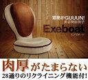 クーポン付! 肉厚がたまらない 背筋がGUUUN!美姿勢座椅子 エグゼボート ベージュ 0070-2267 背筋グーン Exeboat