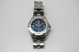 Tag Heuer 2000 exclusive Caribbean Cayman Islands 2000 this limited model mens watch WN111M blue dial