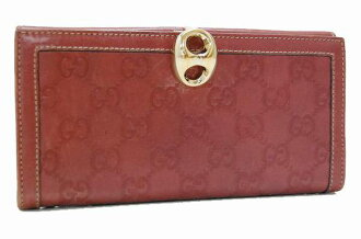 Gucci spring summer WAVE (wave) length guccissima wallet dark pink 159641 fs3gm