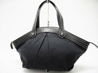 Burberry Blue label Tote Bag Black series