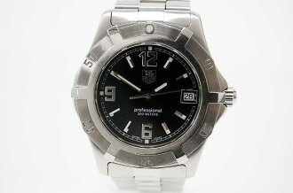 Tag Heuer 2000 exclusive professional 200 m men's watch WN1110 fs3gm