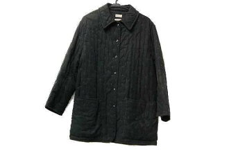 Hermes ladies coat black 38 fs3gm