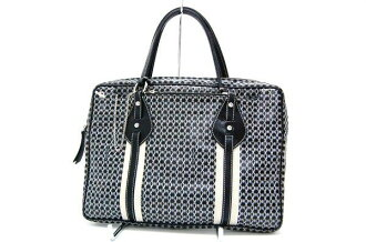Anteprima エスクルシィーヴォ Briefcase business bag black fs3gm02P05Apr14M