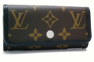 Unused モノグラムマカサー Louis Vuitton 6 key holder key holder 6 M60165 fs3gm02P05Apr14M