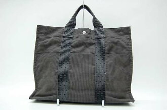 Hermes airline Tote MM grey? s support.""