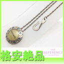 [CHANEL] CHANEL 99A logo pendant necklace mat silver [correspondence  easy  _ packing tomorrow comfortable used ] fs2gm fs2gm
