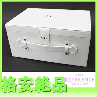 Dior pal fan cosmetics box white 》 fs3gm 02P05Apr14M for 《