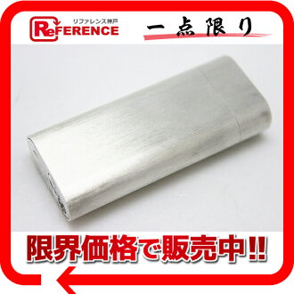 Cartier gas cigarette lighter silver 》 fs3gm for 《
