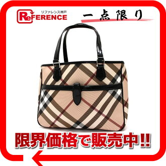 Burberry supermarket Novacek tote bag beige system X black 3337618-free 》 fs3gm for 《